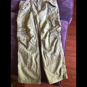 Polo by Ralph Lauren Olive Cargo Pants